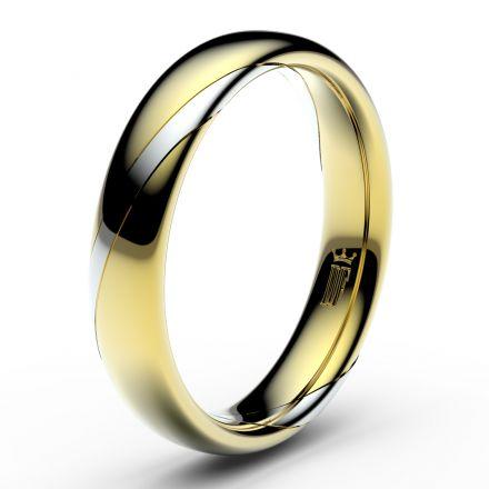 Prsten Danfil DLR3029 žluté zlato 585/1000 bez kamene povrch lesk