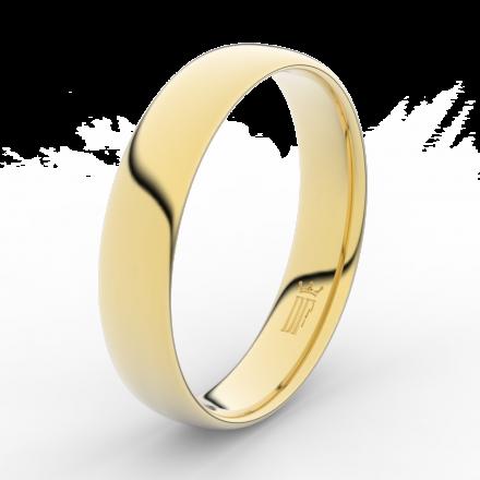 Prsten Filip Horák žluté zlato 585/1000 bez kamene povrch lesk