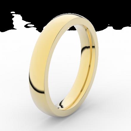 Prsten Danfil DLR3885 žluté zlato 585/1000 bez kamene povrch lesk
