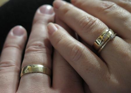 Manželé Šatnrůčkovi