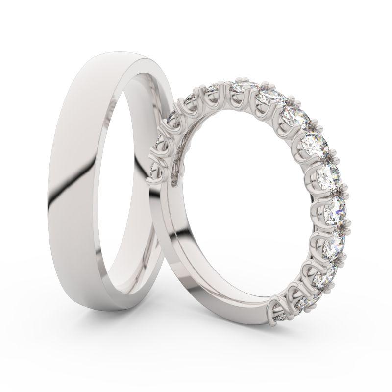 Snubni Prsteny Z Bileho Zlata Levne Cochces Cz