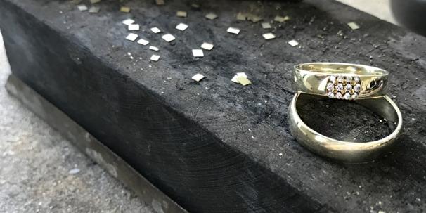 Servis snubních prstenů